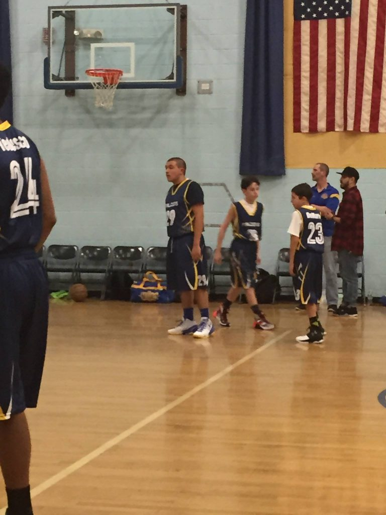 Saddle Brook Basketball