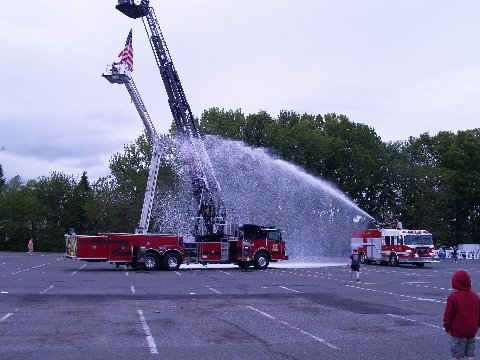 Ladder 3 wetdown